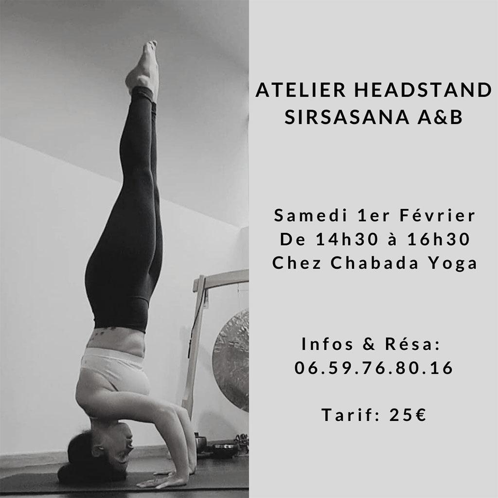 Atelier Headstand Sirsana A&B